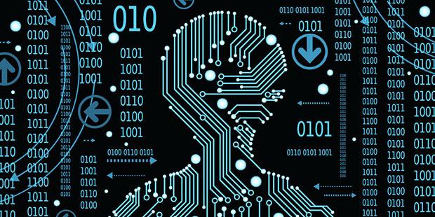 图片:   AI 的崛起,反过头来可以最终促进人类智力的提升。