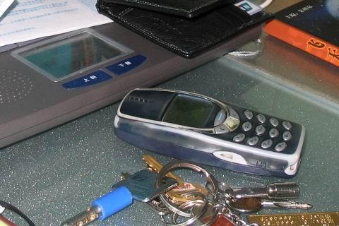 古董机 Nokia 3310
