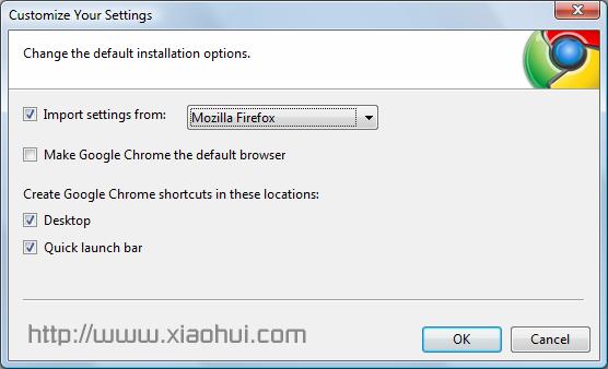 install google chrome, 安装 google chrome