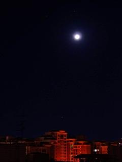2004年的Blue moon 蓝月亮: 2004 年最大的一次满月