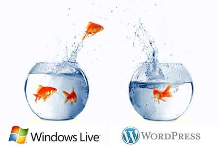 使用 Live Space Move 迁移 Live Space 空间至 WordPress 独立Blog