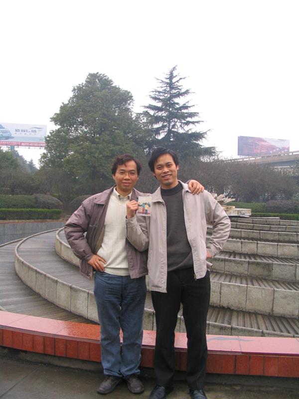 2005年春天