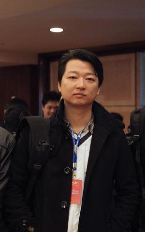 麦教主在 2010 年的 DR 中国大会上