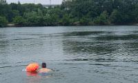 带着女儿游遍全世界(4): 横渡浏阳河